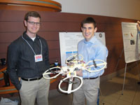 Modular UAV: DISCOVER Lab designs working prototype for modular autonomous vehicle