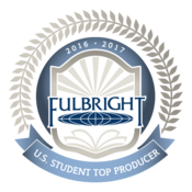 Fulbright Top Producer Badge 2016-17